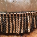 Bullion Fringe 85mm Length