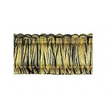 Amazonas Brush Fringe 1110 Black & Beige