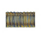 Amazonas Brush Fringe 1110 Green,Blue & Gold