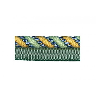 Amazonas Flanged Cord 1011 Green,Blue & Gold