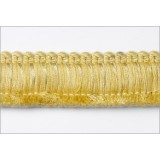 Botticelli Brush Fringe 1110 Pure Gold