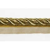 Botticelli Flanged Cord 1034 Pure Gold
