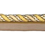 Cavalier Flanged Cord 1011 Gold Cream
