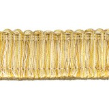 Cavalier Brush  Fringe 1110 Gold Cream