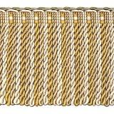 Cavalier Bullion Fringe 1741 Gold Cream