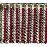Cavalier Bullion Fringe 1741 Cherry Taupe Forest