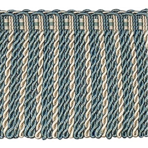 Cavalier Bullion Fringe 1741 Teal Oyster