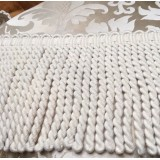 BULLION FRINGE 150MM COTTON