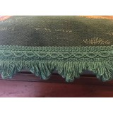 COTTON SCALLOP FRINGE - 5 COLOURS