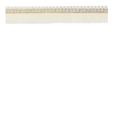 Decorative Piping Cord Oyster & Cream