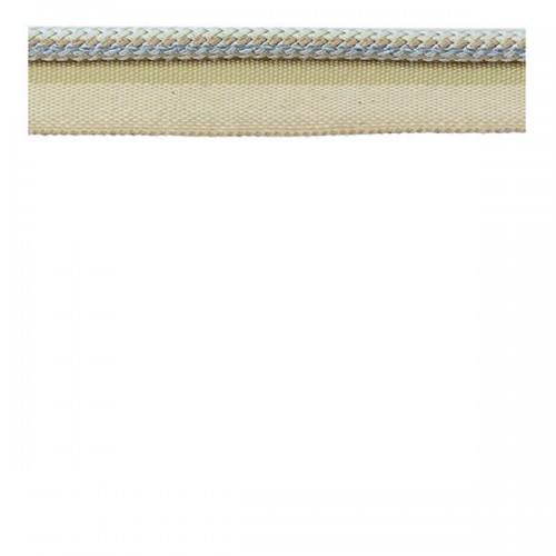 Decorative Piping Cord Blue & Taupe