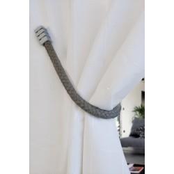 Magnetic Plaited Rope White