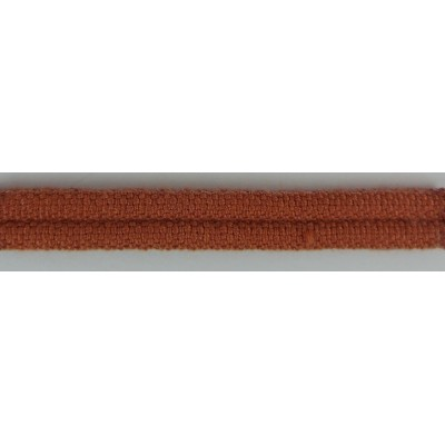 Double Piping 10143 Rust Brown