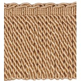 Classic Windsor Bullion Fringe 4810 Pale Gold