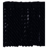 Classic Windsor Bullion Fringe 4810 Black