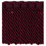 Classic Windsor Bullion Fringe 4810 Burgandy