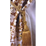 Classic Tie Back 3387_10 Old Gold