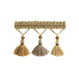 The Cotswolds Tassel Fringe BI100 Golden Sands