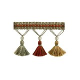 The Cotswolds Tassel Fringe BI100 Patina