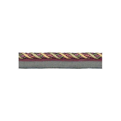 Exquisite Flanged Cord 1008 Harlequin