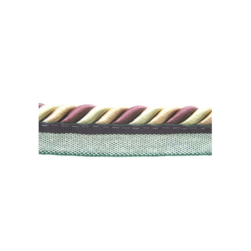 Classic Exquisite Flanged Cord 1030 Mulberry Avocado