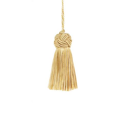 Classic Exquisite Key Tassel 1050-00 Gold Storm