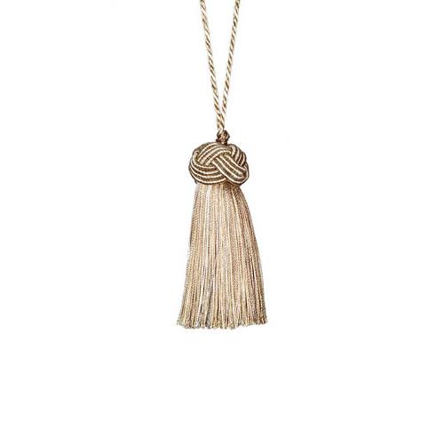 Classic Exquisite Key Tassel 1050-00 Golden Mist