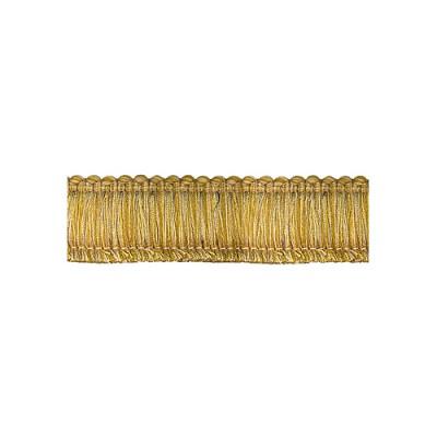 Exquisite Brush Fringe 1111 Gold Storm