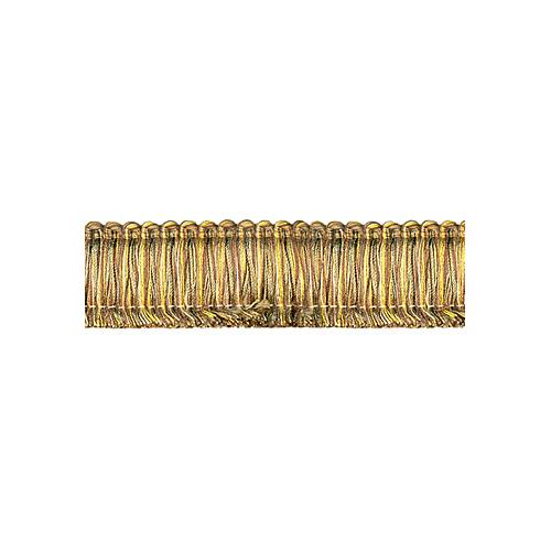 Exquisite Brush Fringe 1111 Mocha Gold
