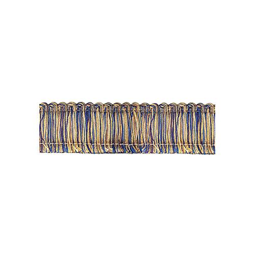 Exquisite Brush Fringe 1111 Navy Taupe