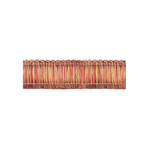 Exquisite Brush Fringe 1111 Ginger Megs 30mm