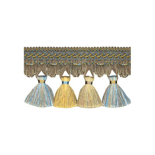 Exquisite Tassel Fringe 1642 Blue Heaven