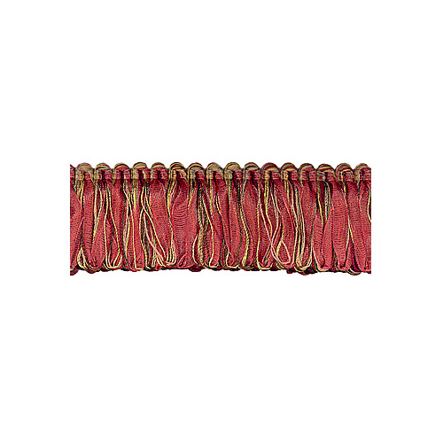 Exquisite Organdy Loop Fringe 1789 Cherrywood