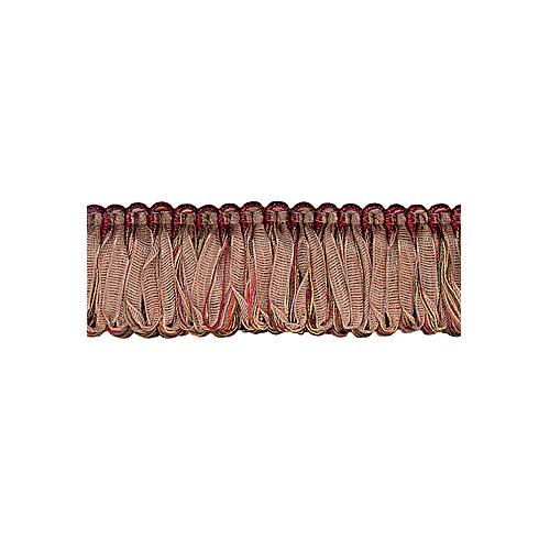 Exquisite Organdy Loop Fringe 1789 Turkish Delight