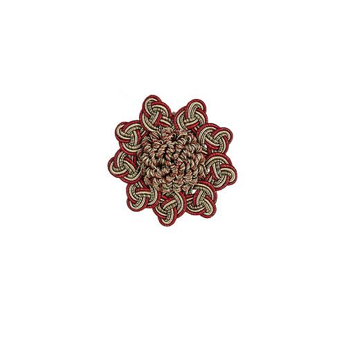 Exquisite Rosette 2687 Red Sherbert