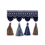 New York Tassel Fringe 4396 Empire