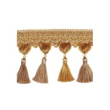 New York Tassel Fringe 4396 Wall Street