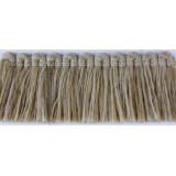 Verano Brush Fringe Pebble