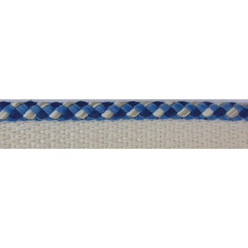 FLANGED CORD 5.5MM - 6 COLOURS