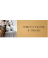 curtain tassel tiebacks