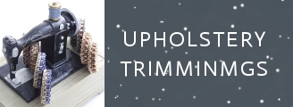 Upholstery & Soft Furnishing Trimmings
