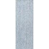 Bright  Grey with Silver Thread - SC12